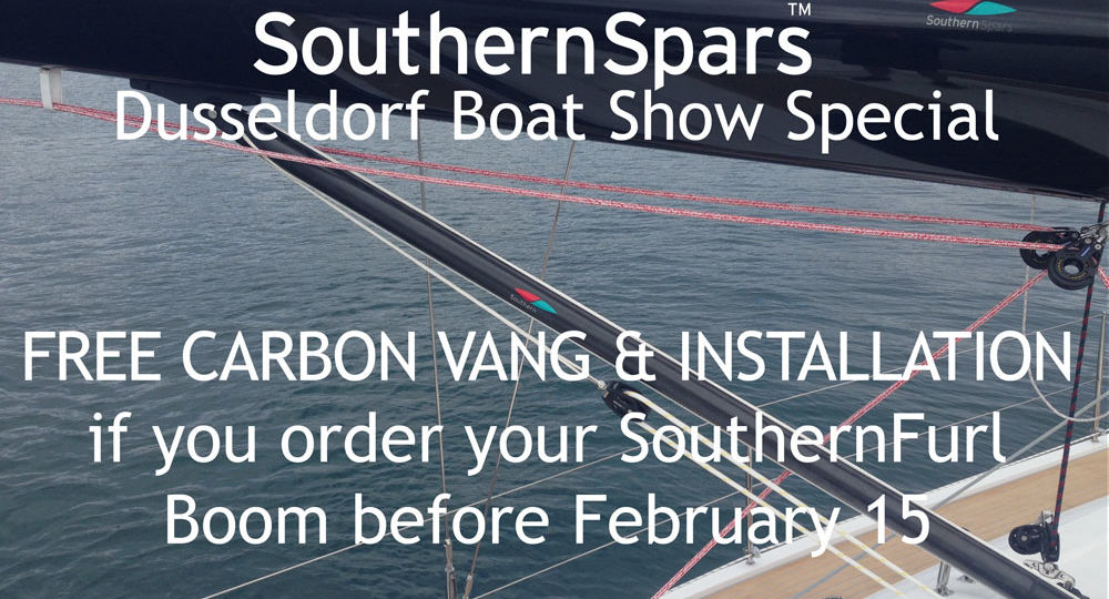 southernfurl at dusseldorf boat show