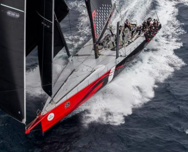 Comanche Sydney to Hobart